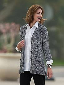 Texture Works Cardigan 8747296