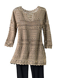 Creative Crochet Tunic