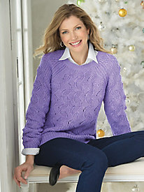 Graceful Waves Pullover