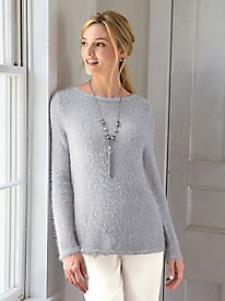 Feather Touch Sweater
