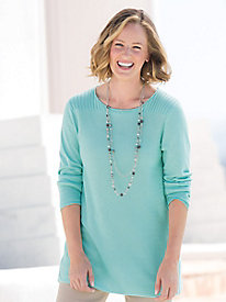 Easy Elegance Tunic
