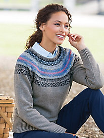 Nordic Lights Sweater