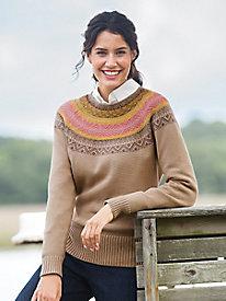 Nordic Lights Sweater