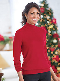 Long-sleeved Hepburn Turtleneck