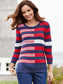 Regatta Stripe Sweater