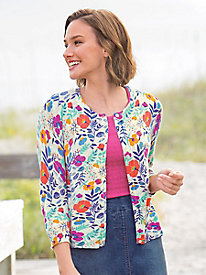 All In Bloom Cardigan...