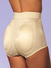 Rago® High-Waist Padded Brief by Old Pueblo Traders