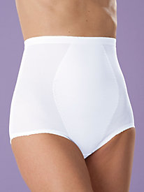 Instant Shaping� by Plusform� High-Waist Briefer