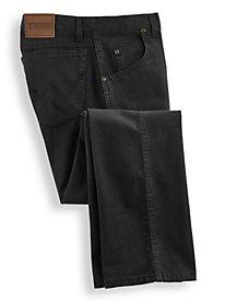 Wrangler Regular Straight-Fit Jeans