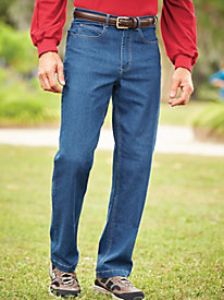 Scandia Woods Hidden-Pocket Stretch Jeans