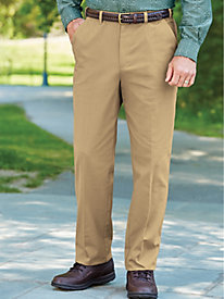 Adjust-A-Band Twill Pants