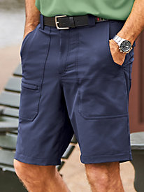 Scandia Woods Comfort-Fit Shorts