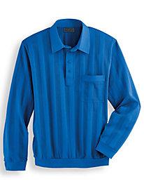 Long Sleeve TropiCool� Tone-on-Tone Shirts