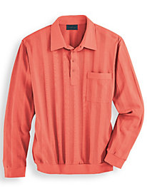 Long Sleeve TropiCool® Tone-on-Tone Shirts