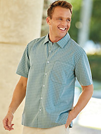 Scandia Woods Easy-Care Patterned Shirt
