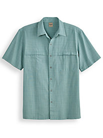 Scandia Woods Cross-Hatch Snap-Front Shirt