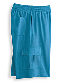 Scandia Woods Wicking Antimicrobial Cargo Shorts