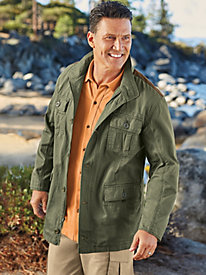 Scandia Woods® Field Jacket by Blair