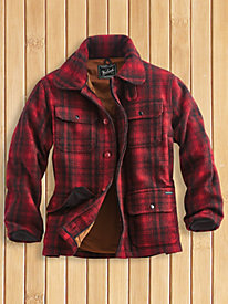 Woolrich® Plaid Coat
