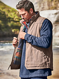 Woolrich Lined Vest