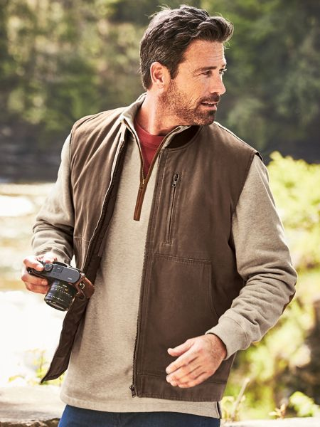 Scandia Woods® Insulated Vest  0bd6e9803