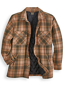 Scandia Woods Acrylic Flannel Jacket