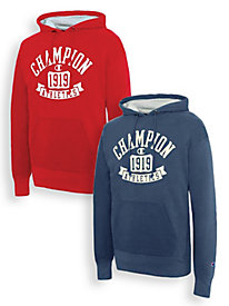 Champion® Heritage Hooded Sweatshirt