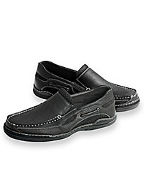 Pro Line Slip On Boat Shoes