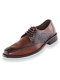 Stacy Adams Leather Spectator Shoes