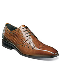 Stacy Adams Meville Wing Tip Oxford
