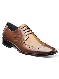 Stacy Adams Atticus Wing Tip Oxford