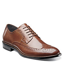 Stacy Adams Garrison Wing Tip Oxford