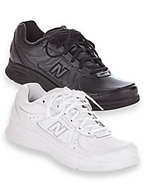 New Balance® 577 Leather Walking Shoes