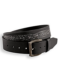 Scandia Woods Embossed Belt by Blair