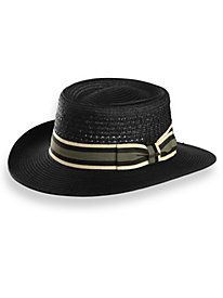 Scala Vented Gambler Hat