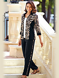 Serengeti Chic Pants Set