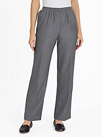 Alfred Dunner Classic Pants