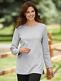 Long Sleeve Fresh Tunic