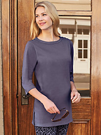 Harmony Knit Tunic