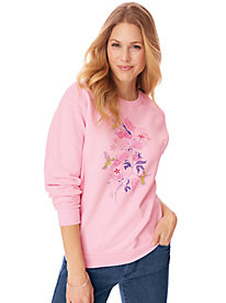 Screen Print Sweatshirt