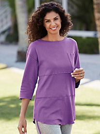 Fresh® Active Tiered Tunic