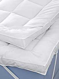 Reversible Fleece Mattress Pad
