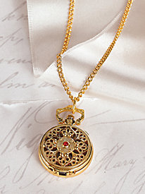 Elegant Pendant Watch