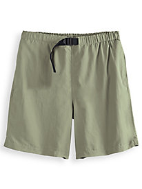 All-Terrain Belted Shorts by Blair