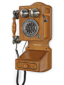 Crosley� Country Wall Phone