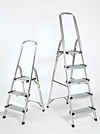 Ultra-Light Step Ladder