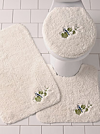 Songbird Bath Rugs