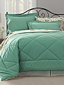 180-TC Solid Reversible Comforter