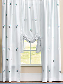 Forget-Me-Not Curtains