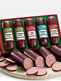 Sportsman's Sausage Collection